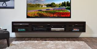 floating media center stylish and space saving furniture homesfeed