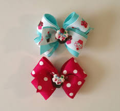 how do you make hair bows cupcake bows hip girl boutique free hair bow learn