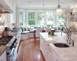 bay window kitchen ideas kitchens with bay windows callumskitchen