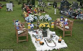 essex council bans ornaments from cemeteries poundland