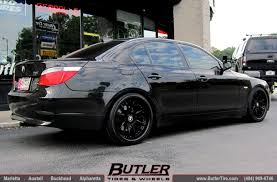 black rims for bmw 5 series bmw 5 series with 20in mrr gt7 wheels additional picture g flickr