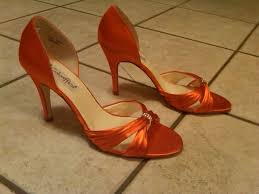 wedding shoes help me orange wedding shoes moritz flowers