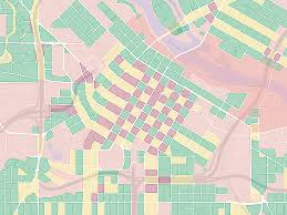 Map Of Minneapolis Getting Around The Block Downtown Vs Downtown Streets Mn