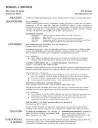resume template sample free examples with writing tips intended