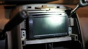 installing pioneer avic x920bt in honda crv 2002 youtube