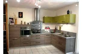 modele cuisine equipee cuisine amacnagace plan cuisines modernes