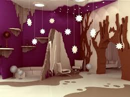 Interior Themes by Artistic Autumn Theme Children Recreation Area Interior Decor By