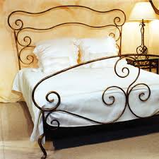 chambre fer forgé chambre en fer forgé artisanal fabrication artisanale villa mélodie