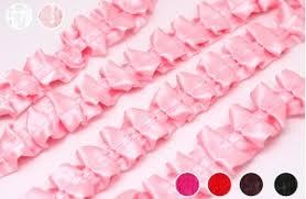 lace ribbon in bulk pleated ruffled ribbon bulk ribbon supply king enterprise