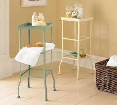 Small Accent Table Metal Accent Table Small Pottery Barn