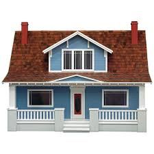 gahh so cute real good toys classic bungalow dollhouse build