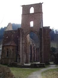 Plz Bad Herrenalb Kloster Allerheiligen Schwarzwald U2013 Wikipedia