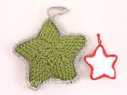 how to knit the christmas star in drops extra 0 873 on vimeo