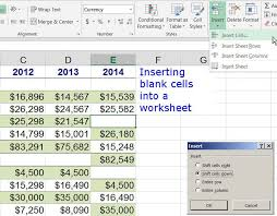 what is cell excel and google spreadsheets