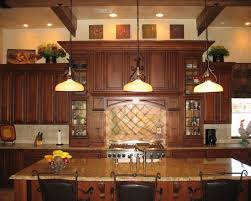 Top Of Kitchen Cabinet Decorating Ideas Fanciful Kitchen Cabinet Decorating Ideas 10 For Above Cabinets
