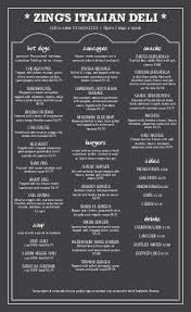 menu board menu templates musthavemenus 42 found