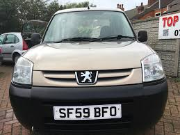 used peugeot partner cars for sale motors co uk