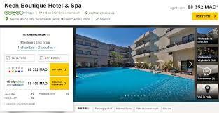 prix d une chambre d hotel a marrakech c est la ruée une chambre d hôtel est affichée à