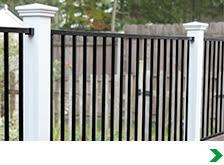 Outdoor Metal Handrails Exterior Railings U0026 Gates At Menards