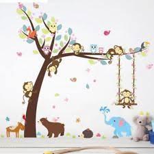 monkey wall decals ebay