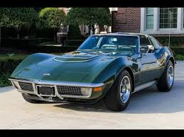 1970 corvette stingray for sale 1970 chevrolet corvette lt1 for sale