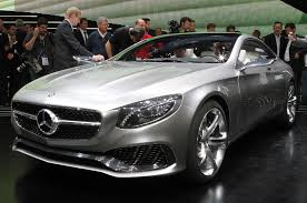 mercedes s coupe mercedes s class coupe concept look motor trend