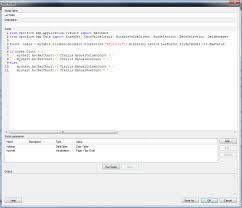 dynamic trellis layout via iron python extend analytics