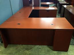 u shaped desks executive u shape desks by knoll dynamic office services