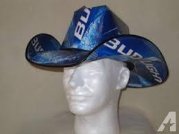bud light beer hat bud light beer hats made from recycled bud light boxes for sale in