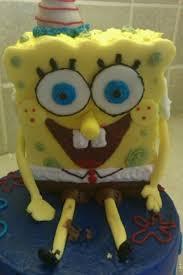 spongebob mini cake and cupcakes cakecentral com
