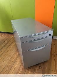 caisson m騁allique bureau grand caisson métallique mobile 3 tiroirs pour bureau a vendre