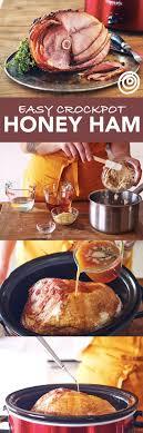 how to make honey ham in the cooker recipe honey ham hams