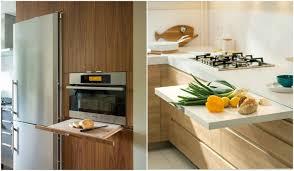 plan de travail escamotable cuisine plan de travail escamotable pour optimiser l intérieur de cuisine