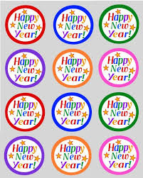 Happy New Year Cake Decorations happy new year cupcake toppers how u0027bout cupcake pinterest