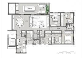 modern house blueprints modern home architecture blueprints