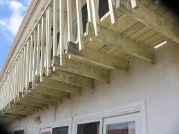 cantilevered deck removing cantilevered deck joists jlc online forums