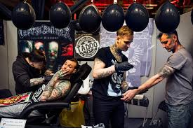 london tattoo convention a visual tour fashion the guardian