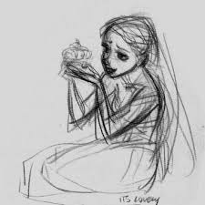 1385 best disney sketches and concept art images on pinterest