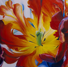 89 best art lillies images on pinterest flower art flowers and