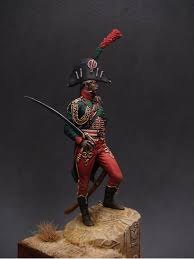 french 75mm french horsback in egypt pegaso models 75mm by dark sarouman
