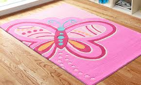 Laura Ashley Pink Rug Pink Butterfly Rug Roselawnlutheran