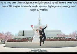 wedding quotes lds lds eternal marriage quotes 177322 quote addicts