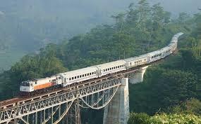 Kereta Api 7 Jalur Terindah Kereta Api Indonesia Kaskus