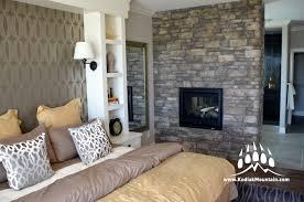 fireplaces from kodiak mountain stone fall 2015 youtube