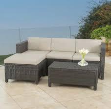 outdoor wicker patio furniture set furniture in los angeles ca