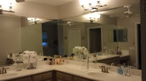 custom mirrors u2013 clearview glass of brevard shower doors glass