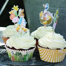 meri meri rabbit meri meri rabbit easter cup cake kit rabbit