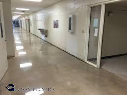 Polished Concrete Floors Mountain Home High School - Concrete home floors