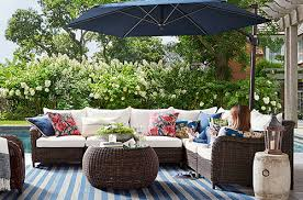 outdoor collection pottery barn