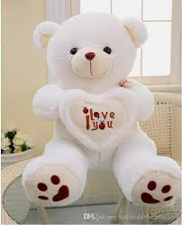 big valentines day teddy bears online cheap beige big plush teddy soft gift for